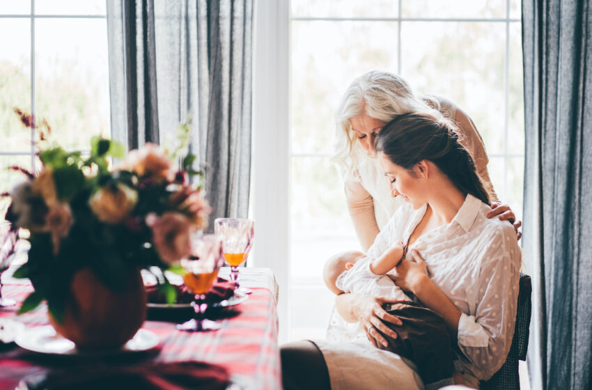 Top Ten Secrets To Know When Breastfeeding