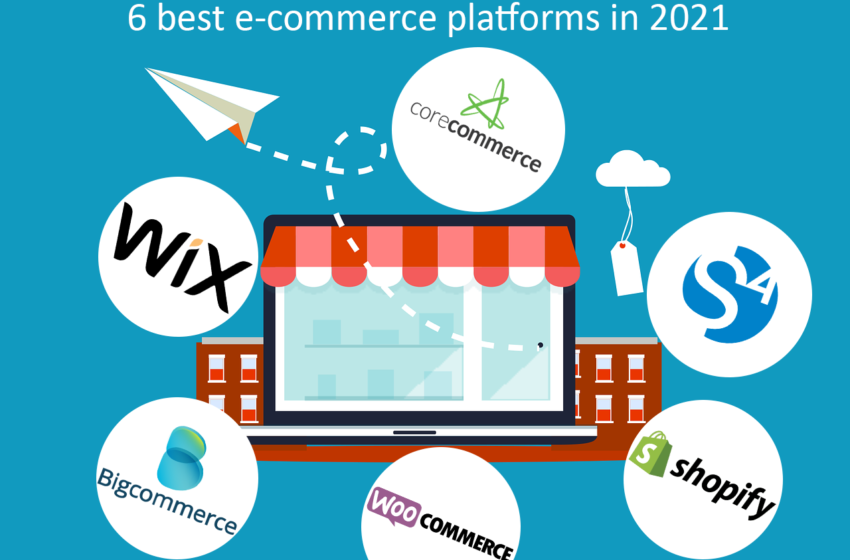 6 Best E-commerce Platforms in 2021